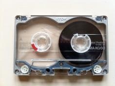TDK Metal Cassette