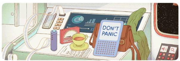 douglas-adams-google-doodle-110313