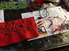 Music Hack Ship Stubnitz soft circuit workshop