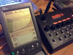 BeatPad and meeblip