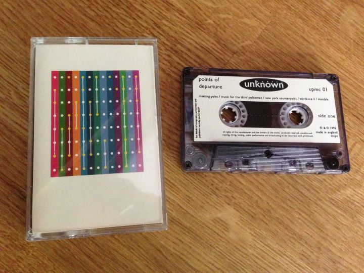 Unknown Public 1 Cassette: