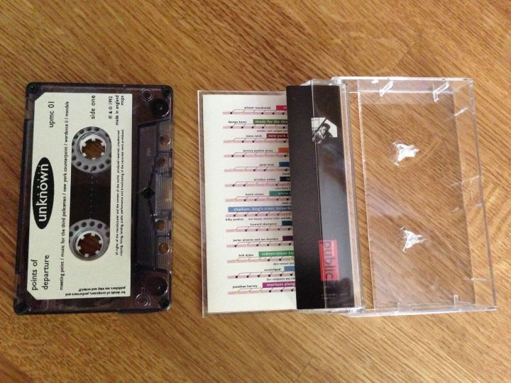 Unknown Public 1 Cassette