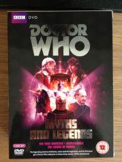 Myths and Legends box set