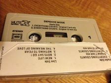 The wonder that is a cassette single