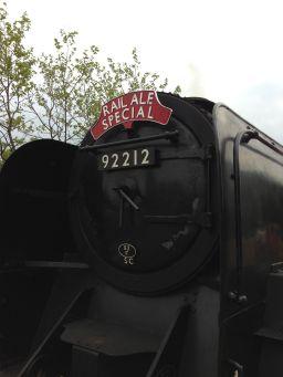 Bluebell Railway Rail Ale Train