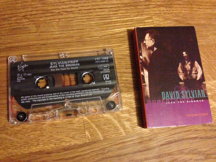 Jean the Birdman Cassette Single