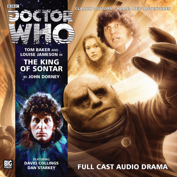 The King of Sontar audiobook from Big finish