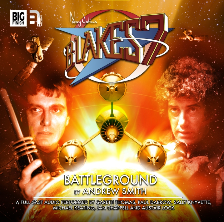 Battleground cover
