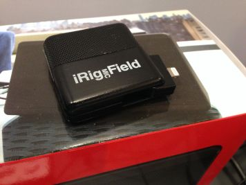 iRg Field Mic