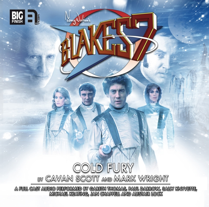 Cold Fury cover
