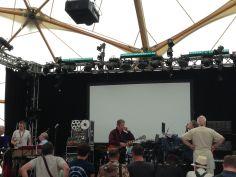 Radiophonic Workshop set up