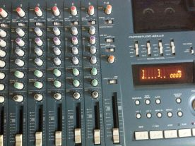 Tascam Cassette Multitrack