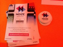 NOiZE Stickers