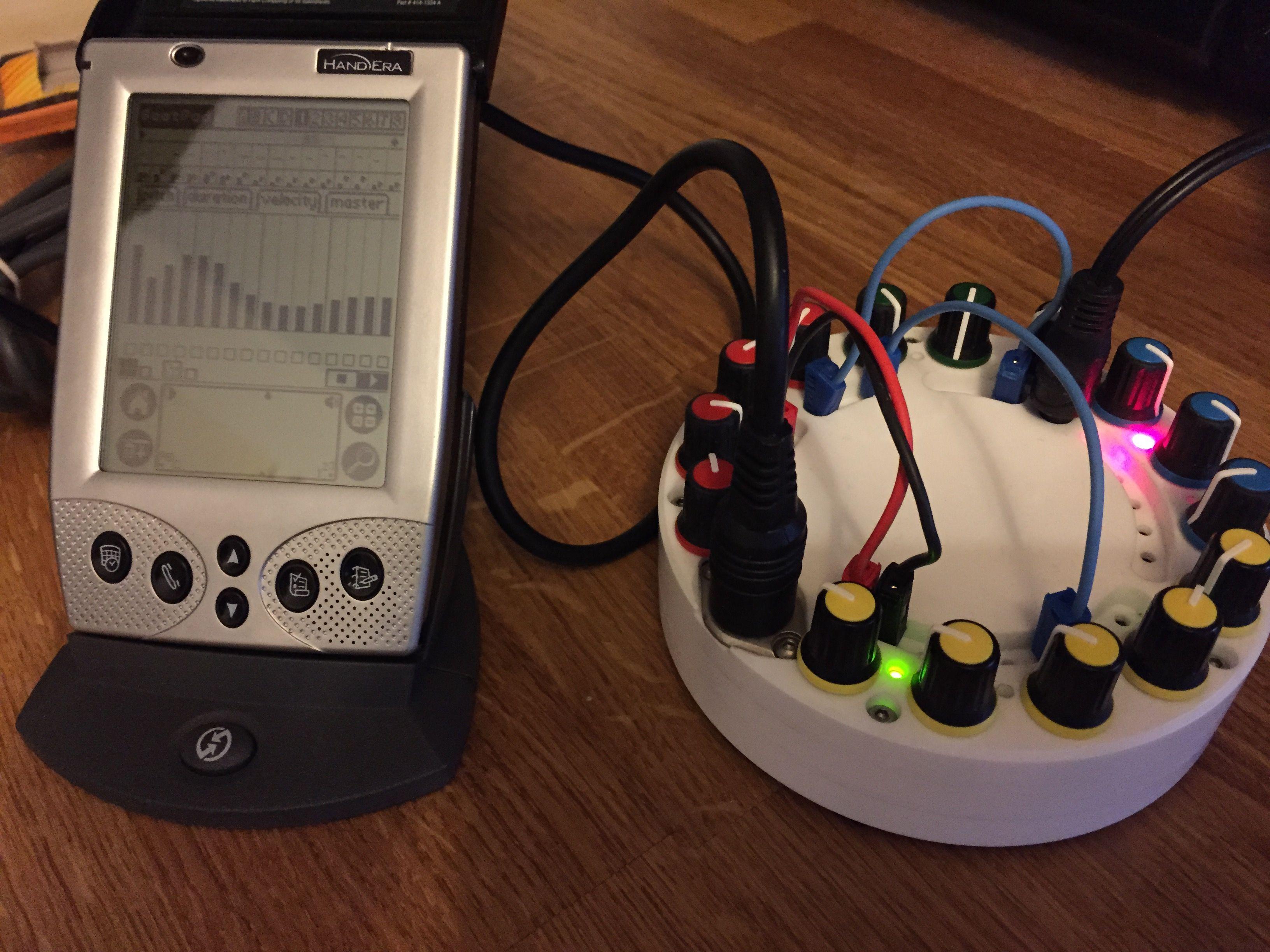 BeatPad and bC-16
