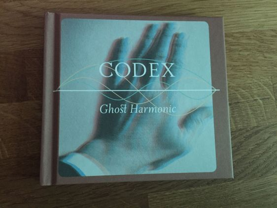 John Foxx's Ghost Harmonic, Codex album