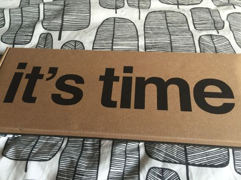 Pebble Time arrived
