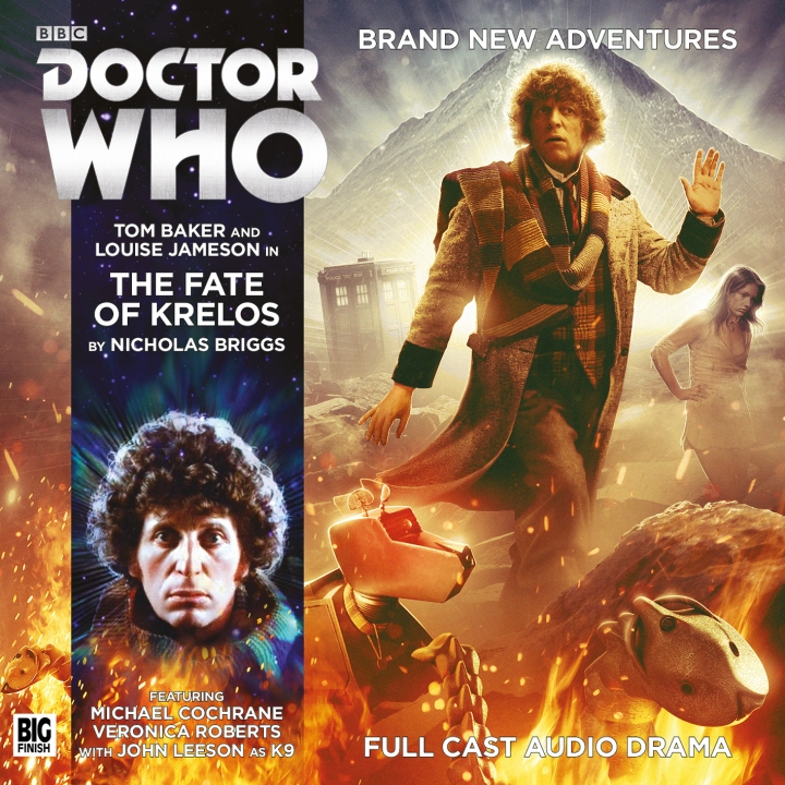 Doctor Who The Fate of Krelos