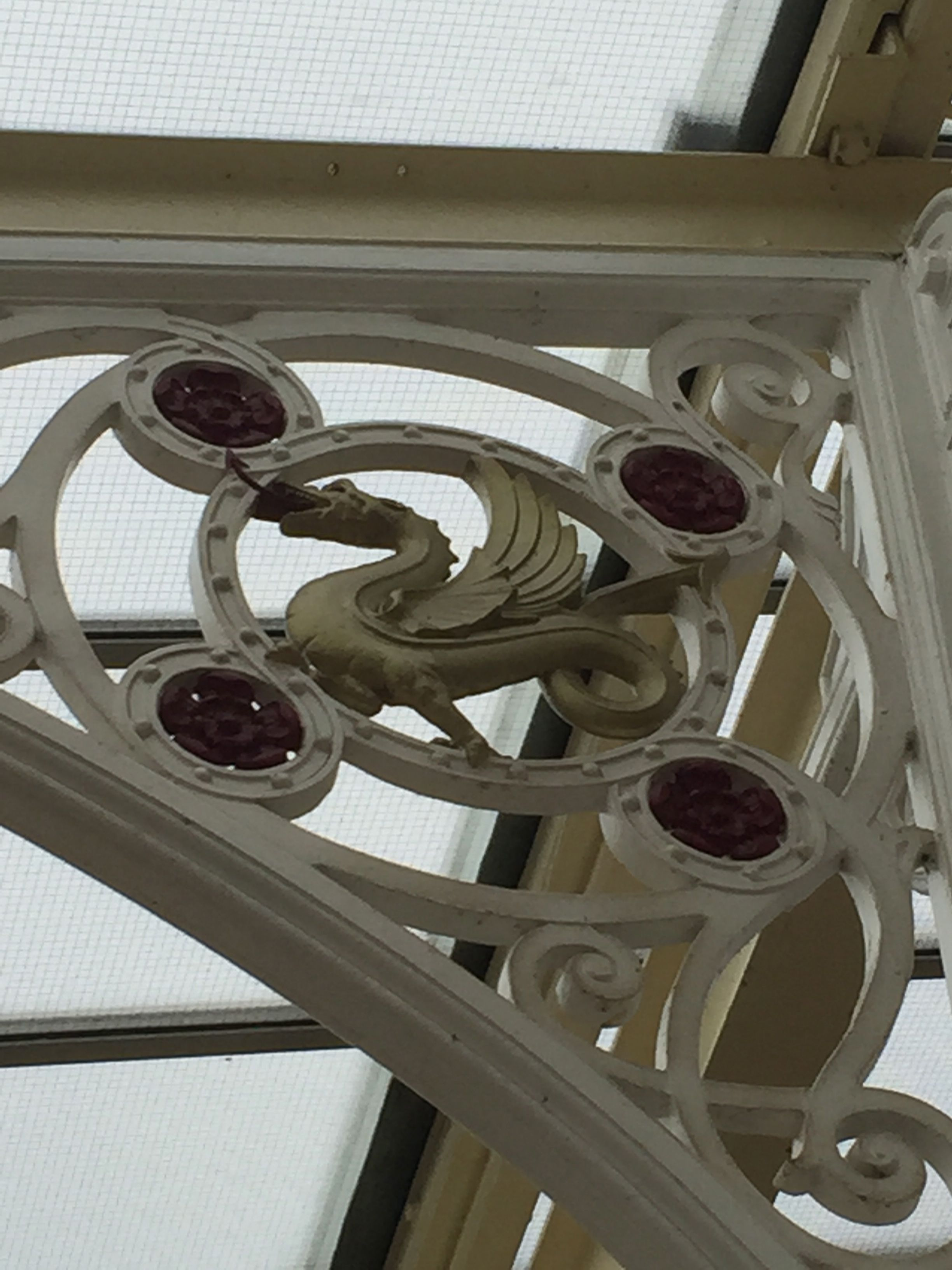 Detail at Hellifield Station