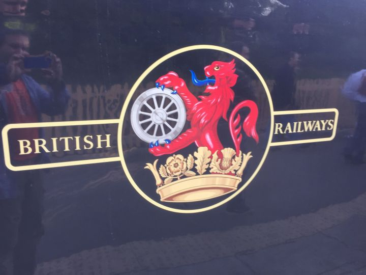 The Rail Ale train, 31st July 2015