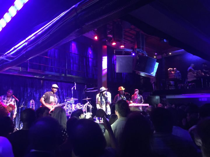 Asward at the Jazz Cafe, 1st August 2015