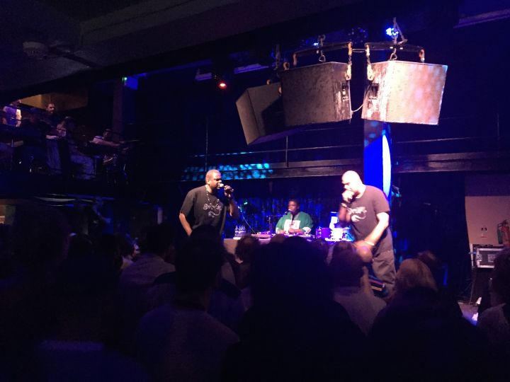 Melle Mel and the Furious Five at the Jazz Cafe