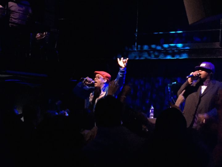 Melle Mel at the Jazz Cafe August 2015