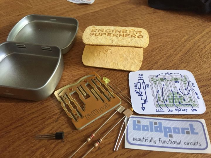 Boldport Kit