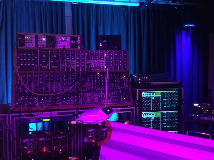 Moog Soundlab residency: Dave Colohan - The Modular