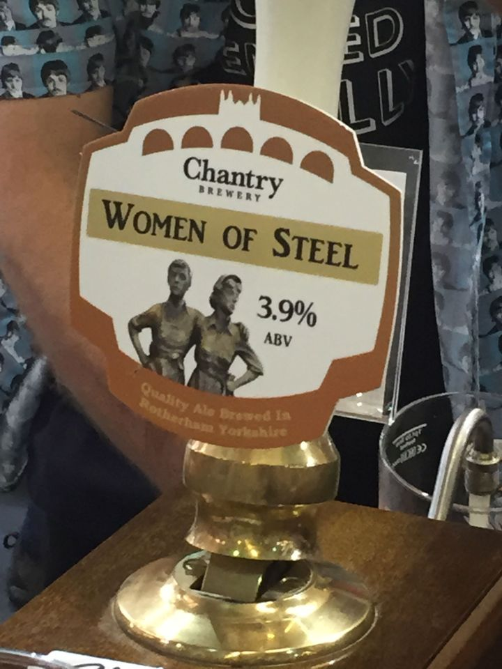 Women of Steel Ale from GBBF 2015