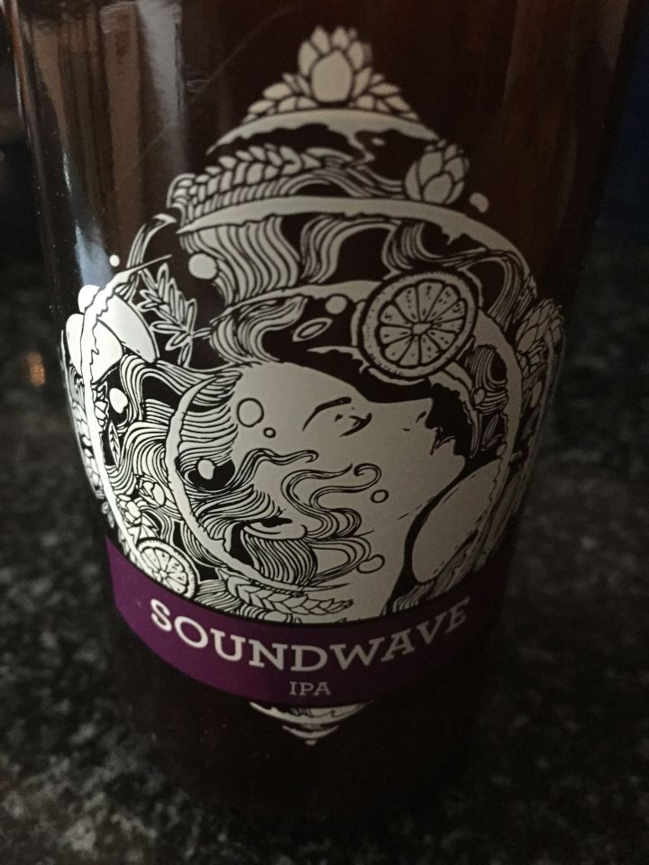 Soundwave beer
