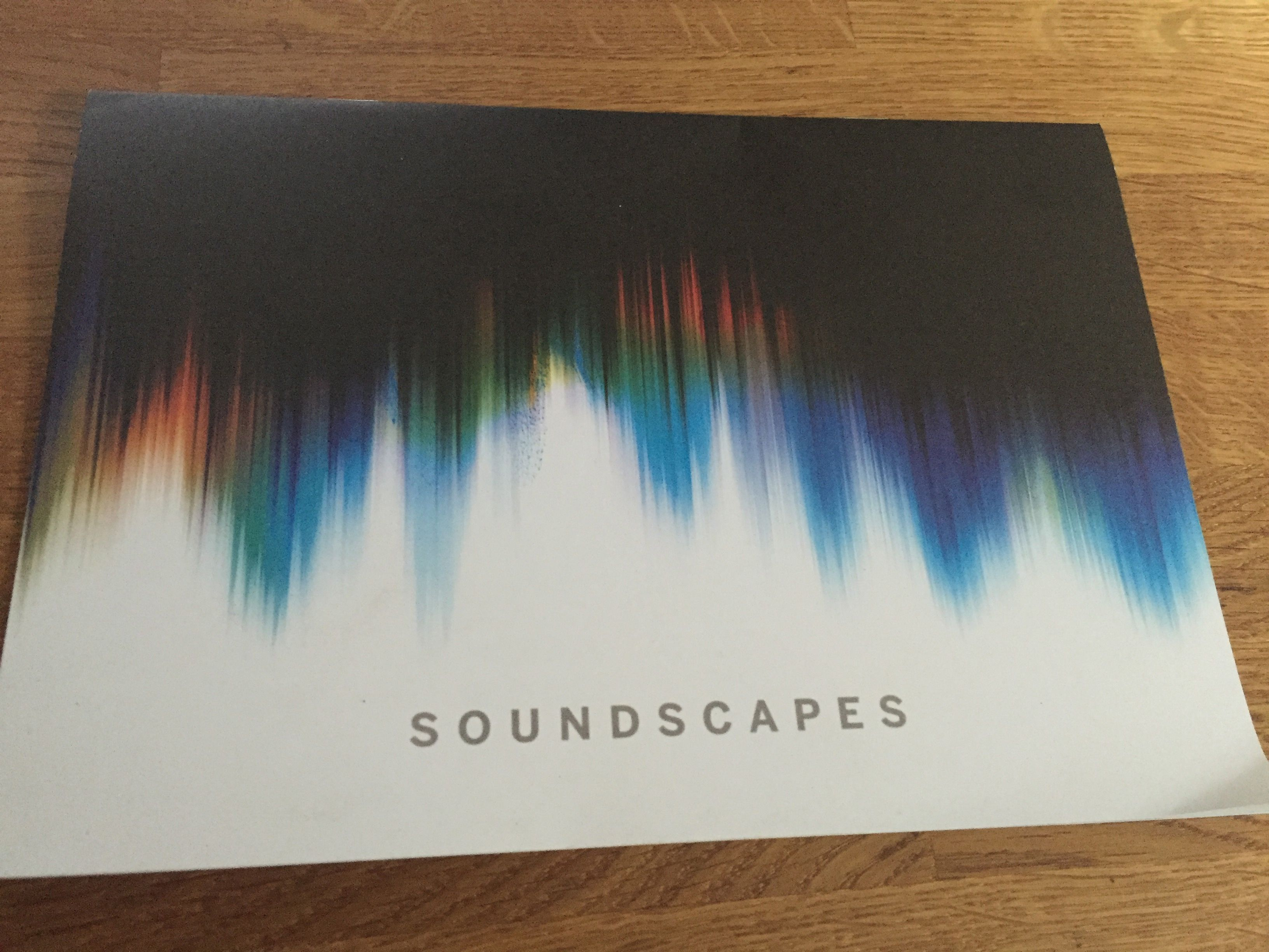 Soundscapes Exhibition at the National Gallery