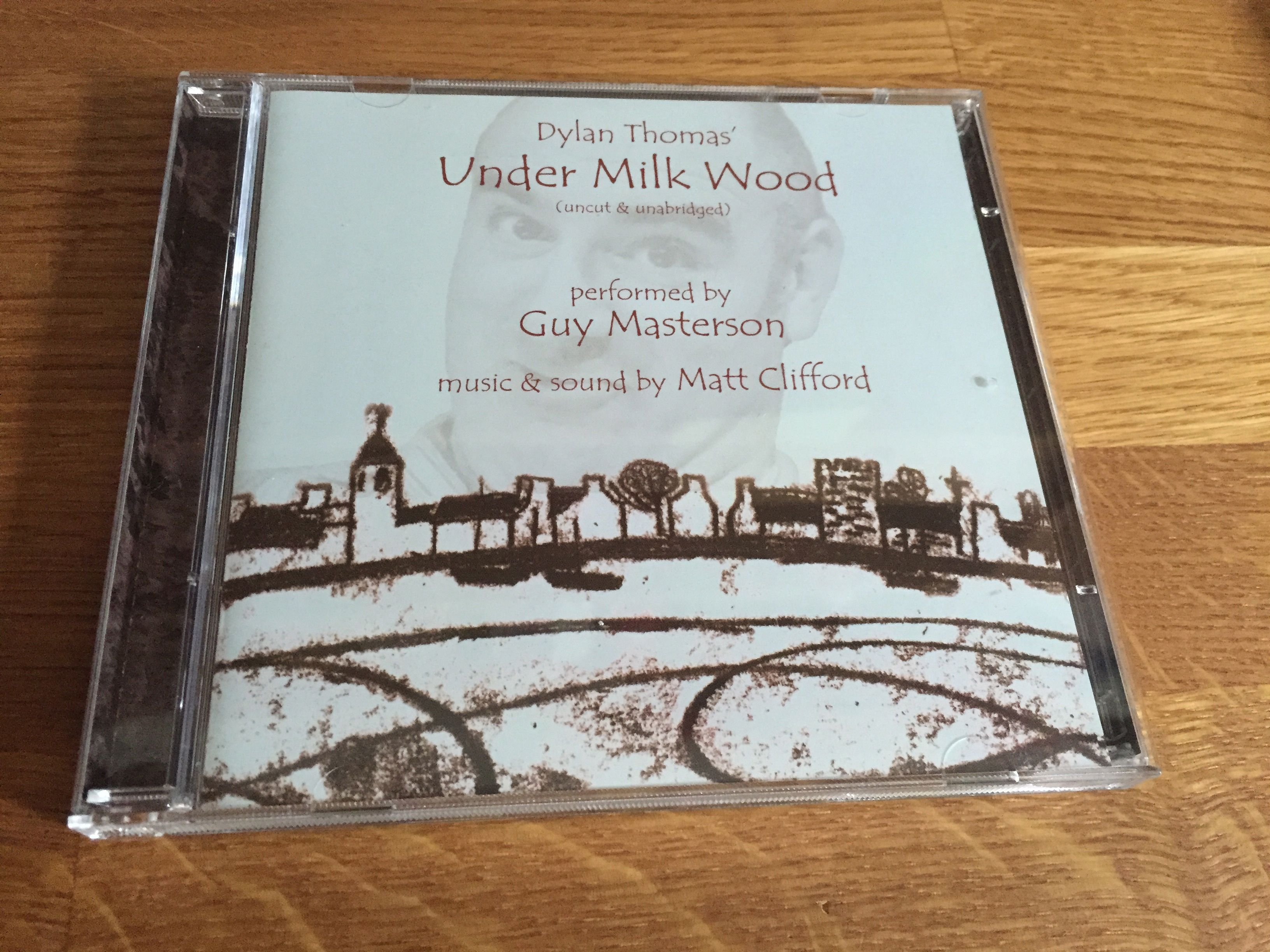 Ed Fringe 2015: Under Milk Wood CD