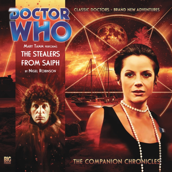 Doctor Who Companion Chronicles: The Stealers from Saiph