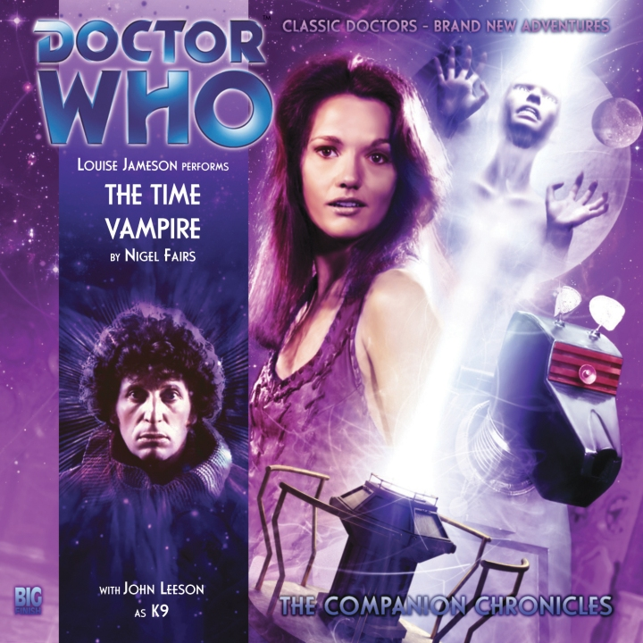Doctor Who Companion Chronicles: The Time Vampire