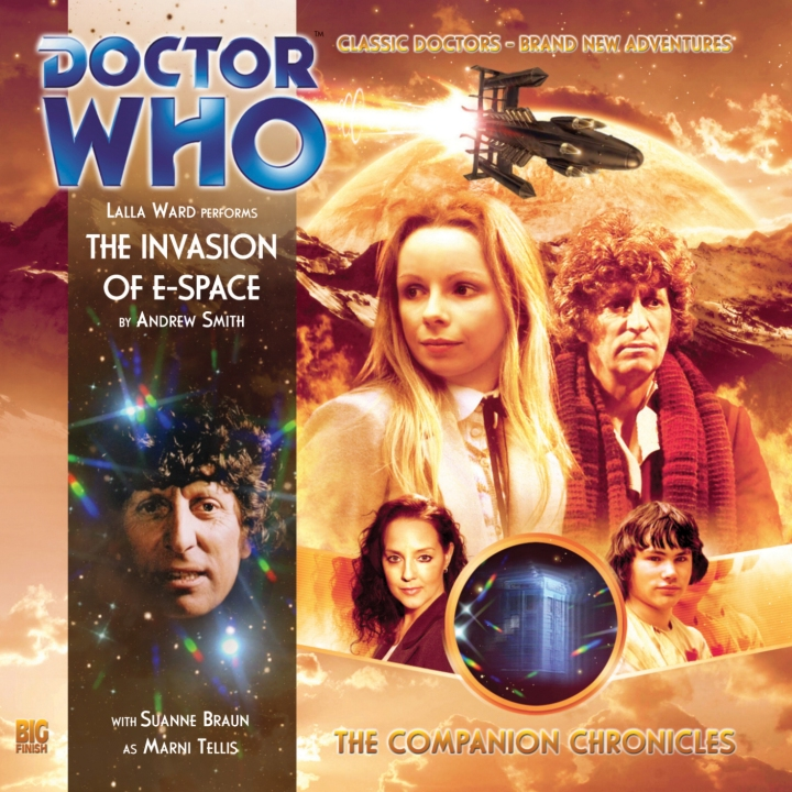 Doctor Who Companion Chronicles: The Invasion of E Space