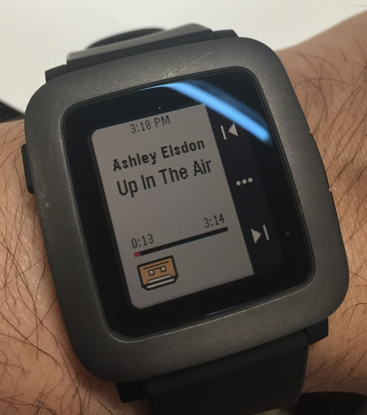 Me on Pebble