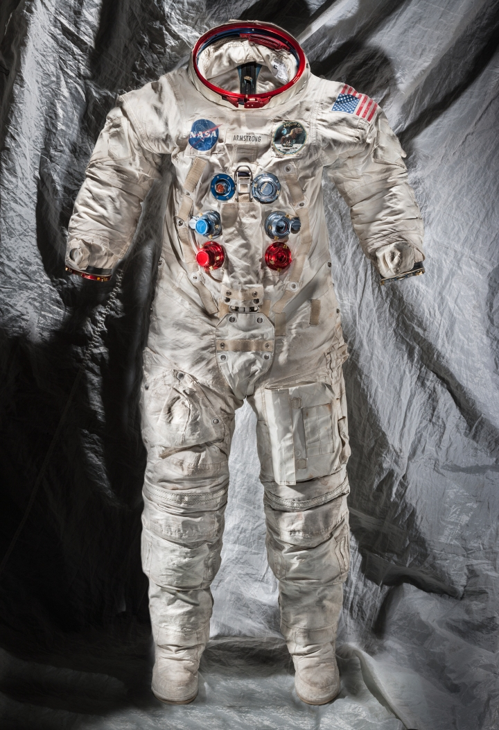 Armstrong's Space Suit