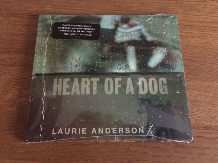 Laurie Anderson, Heart of a Dog CD
