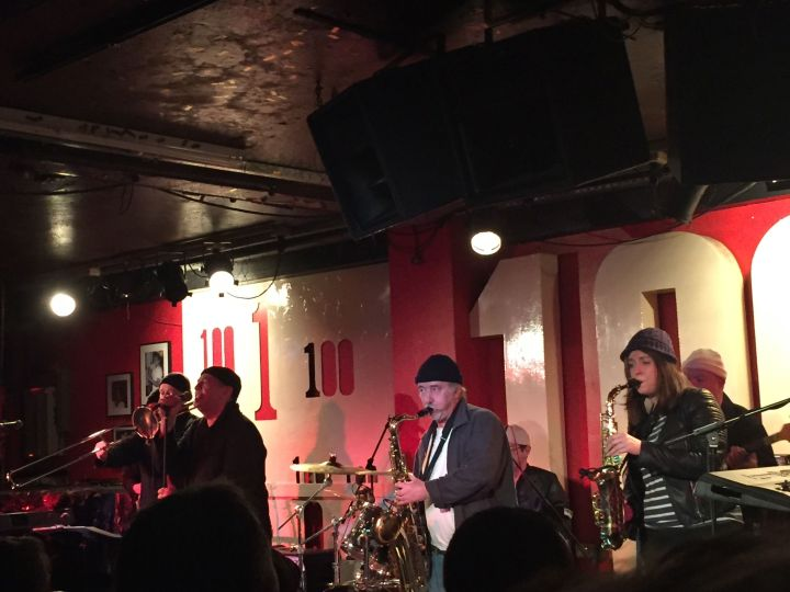 Dexys tribute at the 100 Club