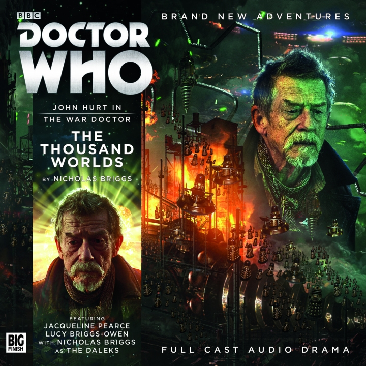 The War Doctor: The Thousand Worlds