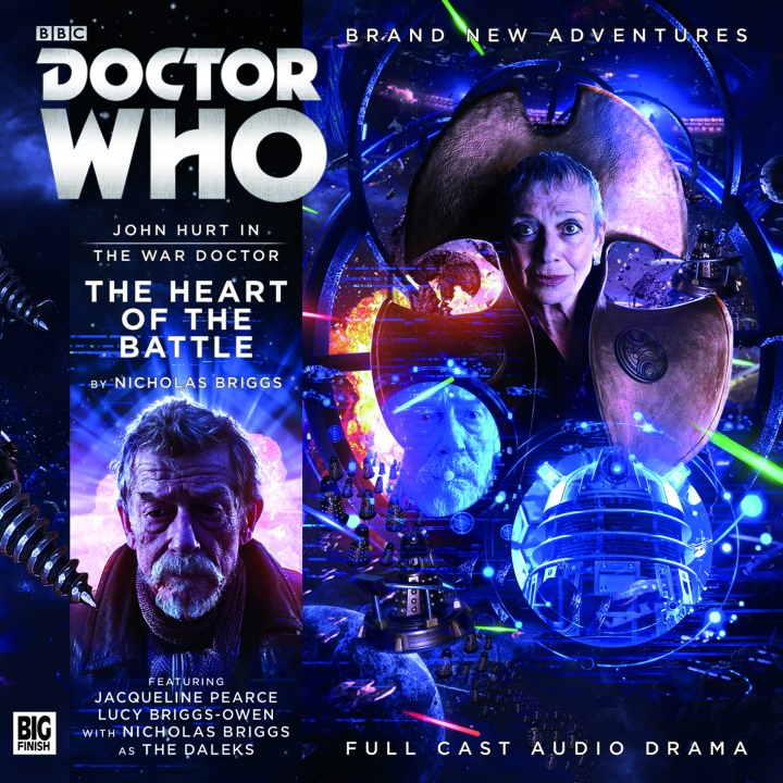 The War Doctor: The Heart of the Battle