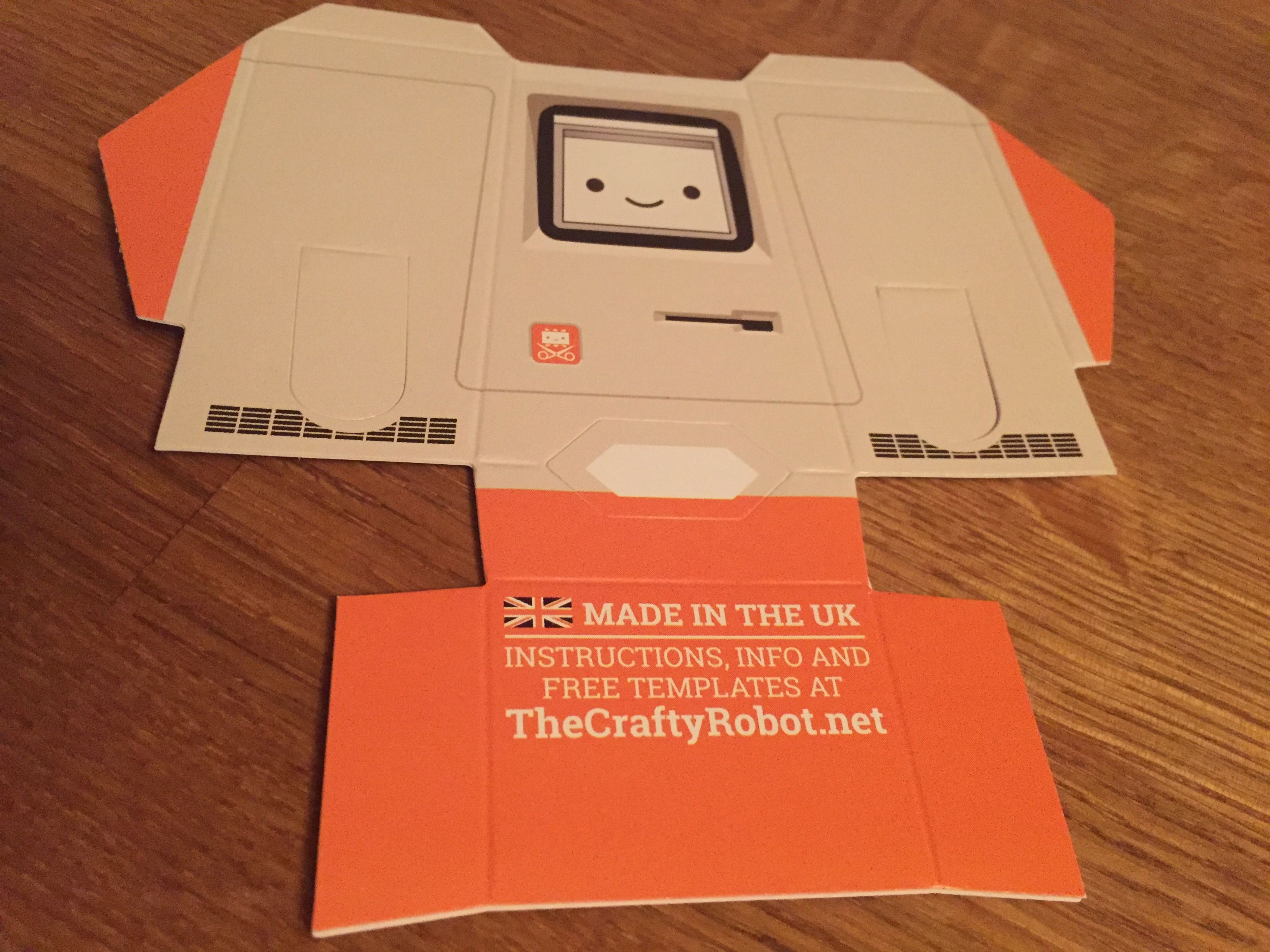 Crafty Robots