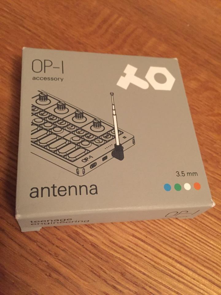 OP-1 Antenna