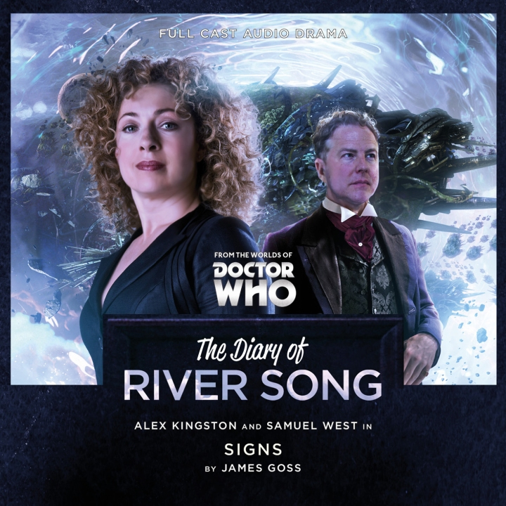 The Diary of River Song - Covers