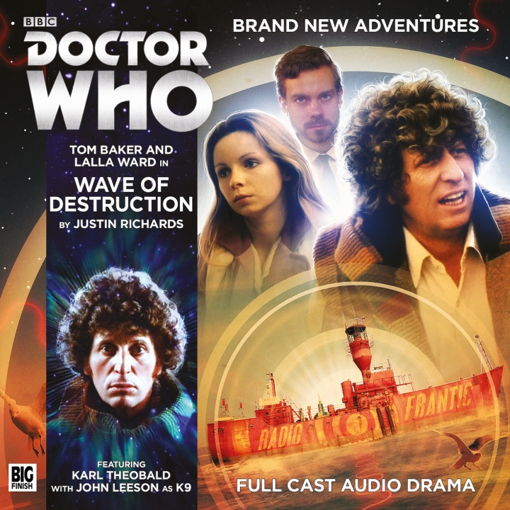 Doctor Who and the Wave of Destruction
