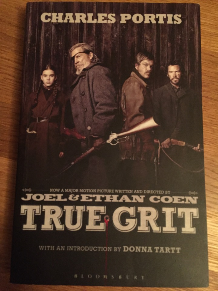 True Grit, the book