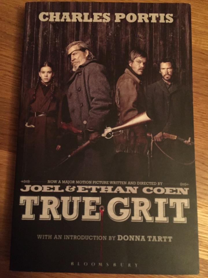 True Grit, the book