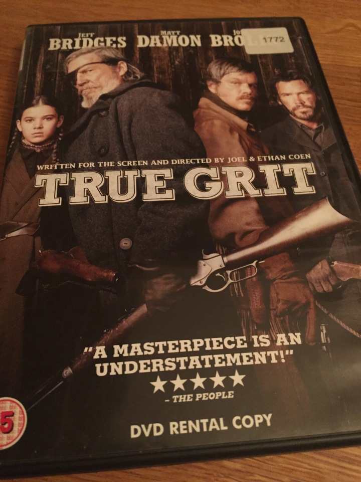 The new version of True Grit