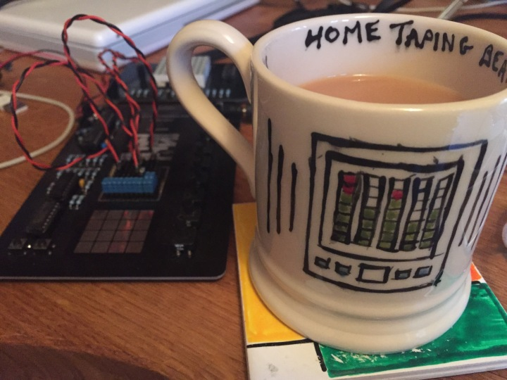 This is my Palm Sounds Mug