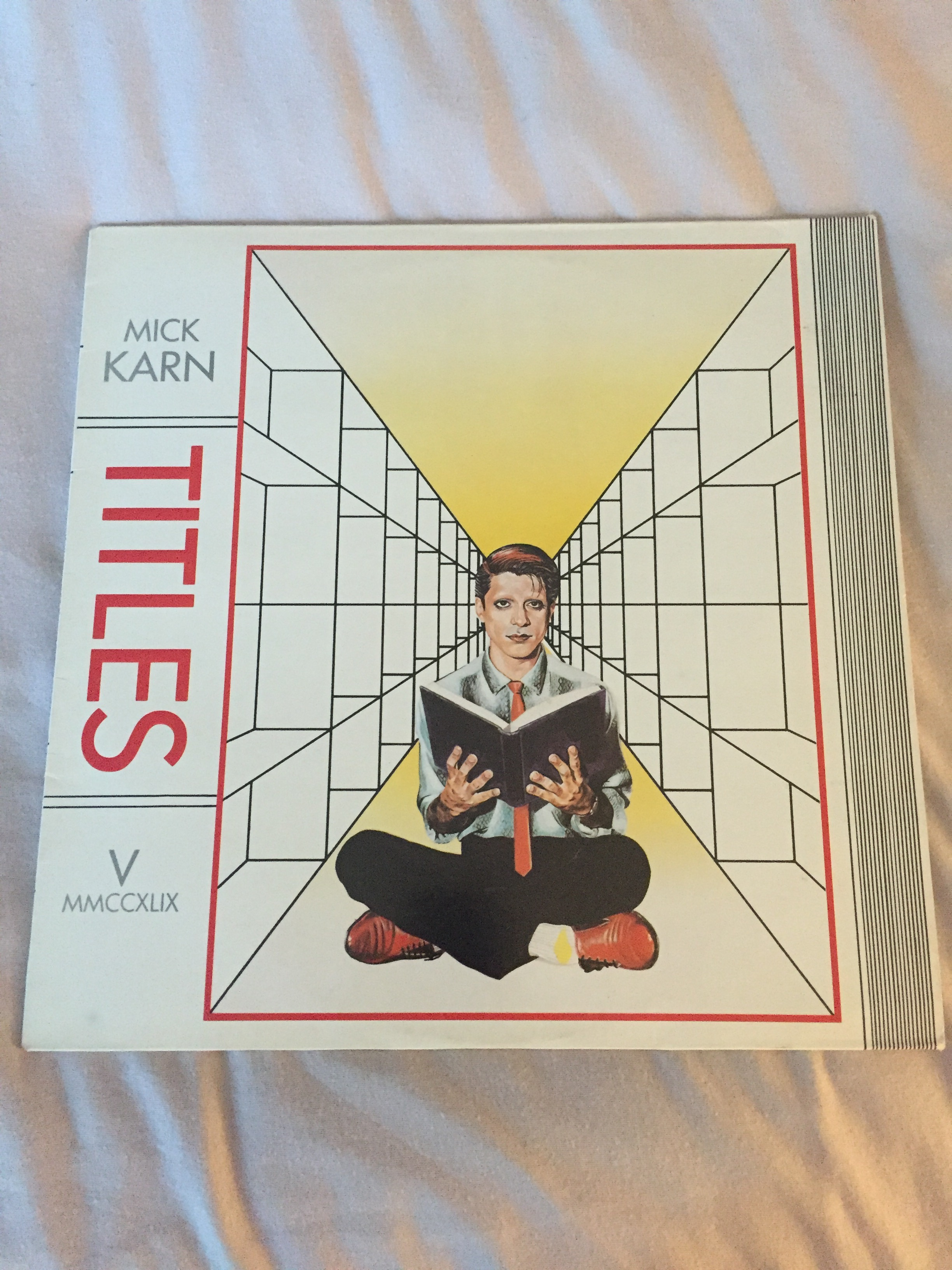 Mick Karn, Titles